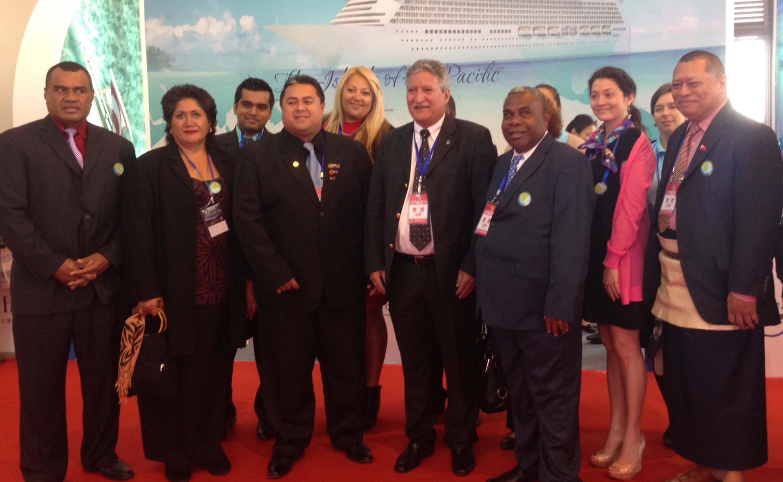 La Polynésie au plus grand salon du tourisme chinois