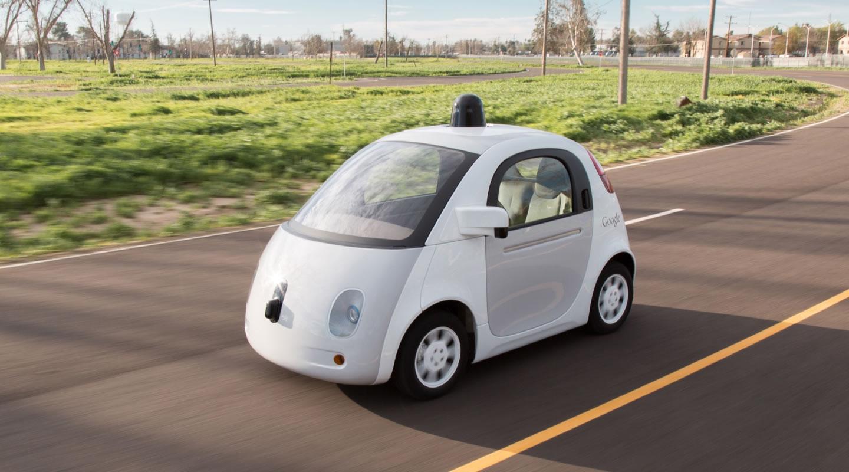 Les voitures qui conduisent toutes seules, bientôt sur les routes