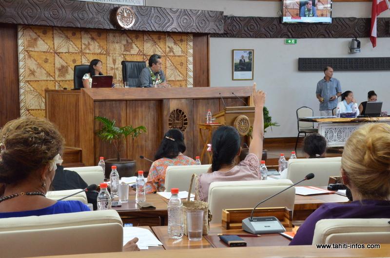 L'assemblée s'est prononcée, le 1er octobre, favorablement à la création de cette commission d'enquête par 33 voix, grâce au soutien apporté par le groupe UPLD à une délibération défendue par le Tahoera'a.