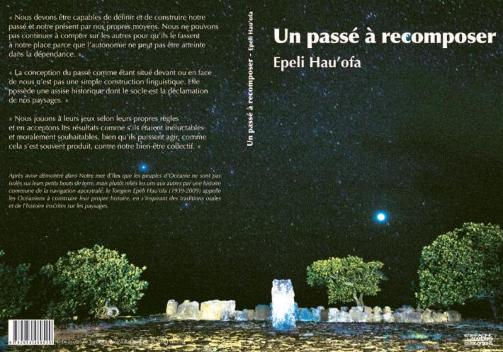 """Salon du livre : """"Un passé à recomposer"""", d'Epeli Hau'ofa"""