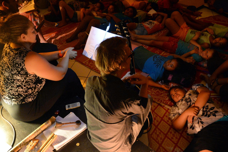 Salon du livre : j'ai testé la sieste acoustique