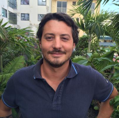 Le futur docteur Charles-Antoine Martin