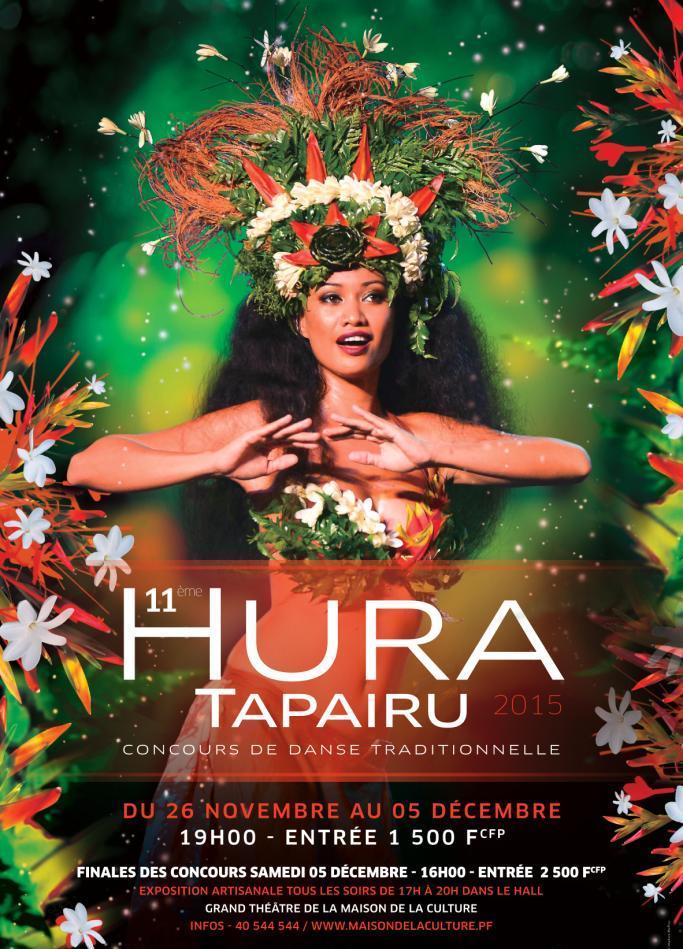 Hura Tapairu : les soirées du 28 novembre et du 3 décembre à guichets fermés