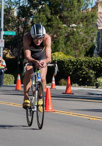 Triathlon – San Diego : Frédéric Tête et son fils sur le podium.