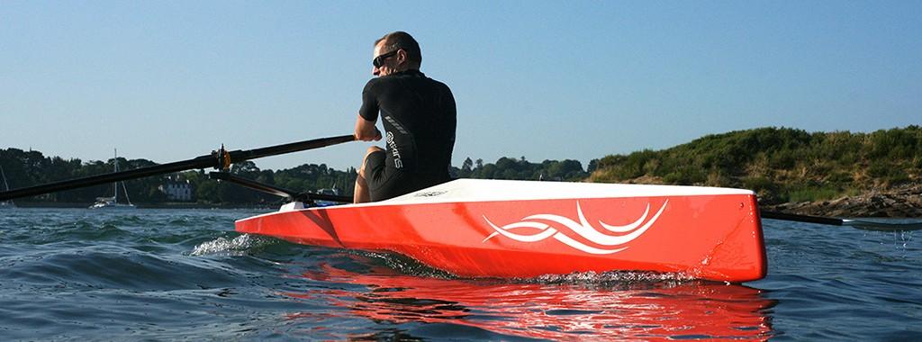 En toile de fond, c'est du développement de l'aviron en Polynésie dont il s'agit