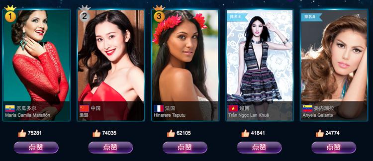 Deux candidates françaises et ultramarines à Miss Monde 2015