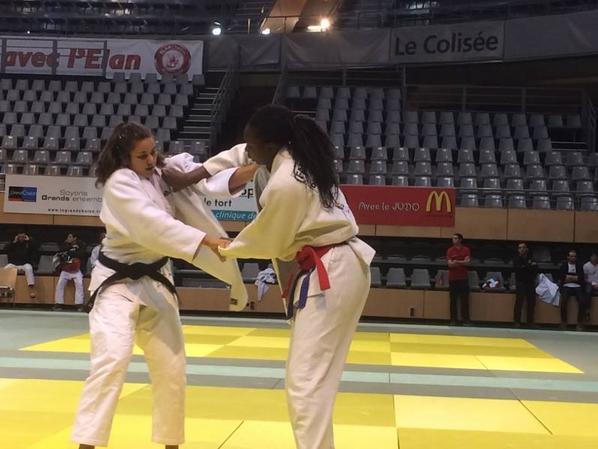 Judo : Rauhiti Vernaudon remporte le tournoi junior label A à Chalons sur Saone