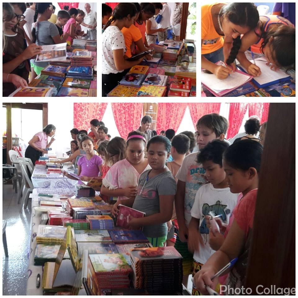 Plus de 2 000 personnes sont attendues au Salon du livre de Taiarapu.  Crédit photo : Editions des Mers Australes