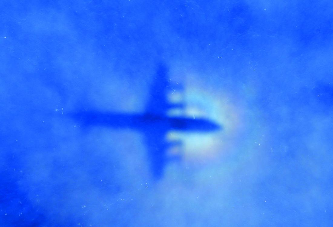 MH370: des analyses nouvelles montrent que les recherches se font au bon endroit