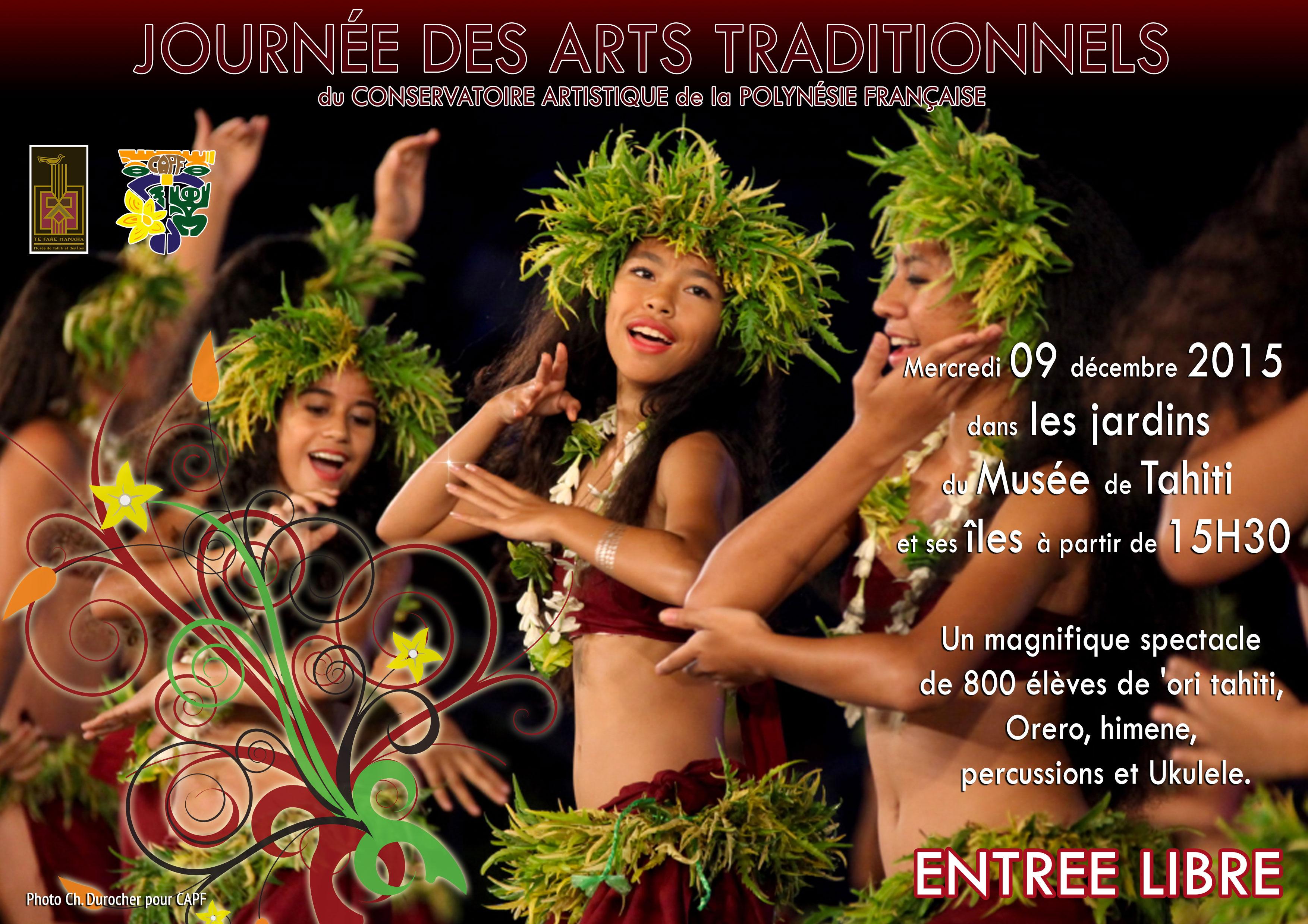 Le gala est un hommage aux différents arts traditionnels enseignés, à la période d'abondance, ainsi qu'à l'histoire du fenua.