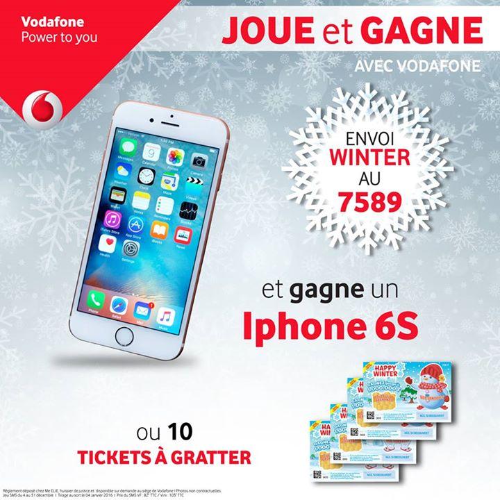 Jeu Vodafone : 40 gagnants iront dimanche au concert de UB40