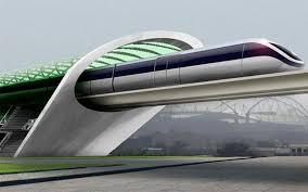Train du futur: bientôt des tests au Nevada pour l'Hyperloop d'Elon Musk