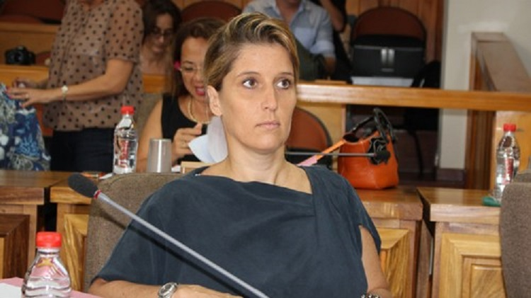 Virginie Bruant, représentante Tapura a fait adopter ce jeudi un amendement pour rétablir la franchise douanière à 20 000 Fcfp.
