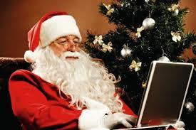 Le père Noël friand de cadeaux high-tech