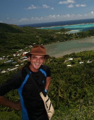 Carnet de voyage - Bora Bora : magie de la grotte de Anau