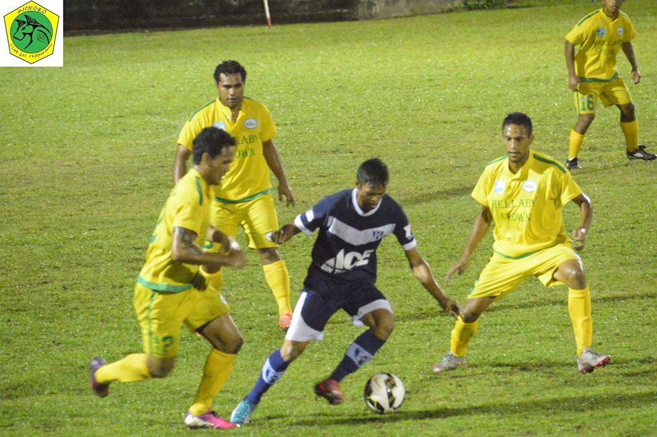 Tefana 10 victoirees en 10 matchs