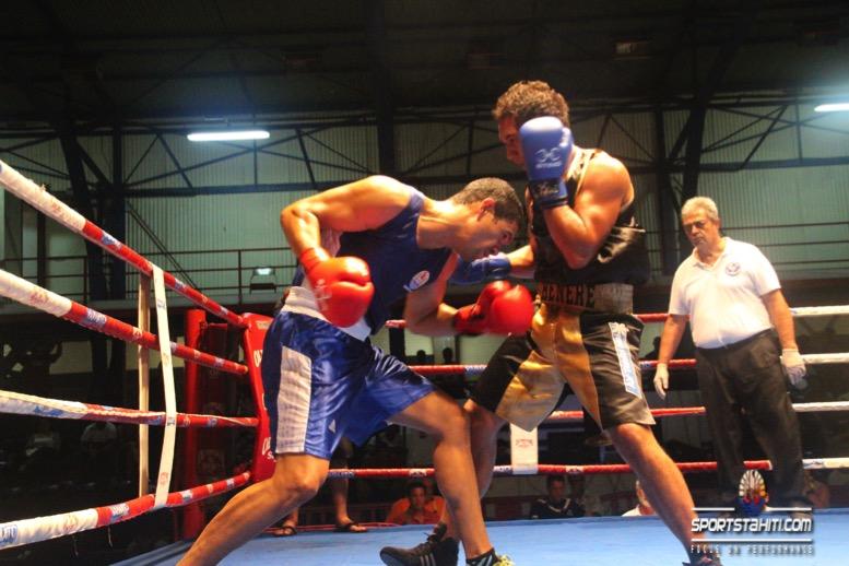 Torea Jubely a pu s'imposer et prendre ainsi sa revanche sur Henere Tetoofa
