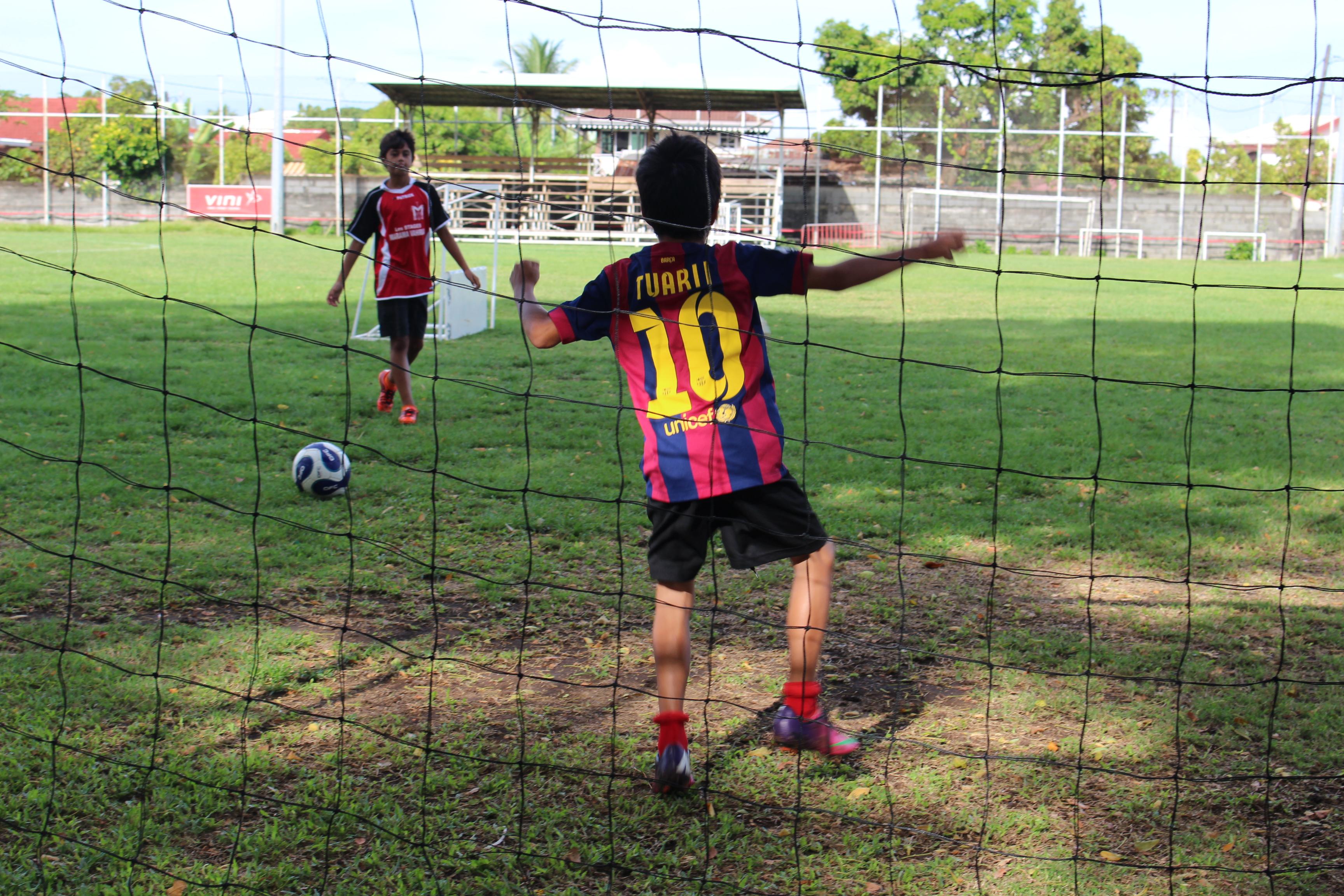 Sport et hygiène de vie avec Marama Vahirua