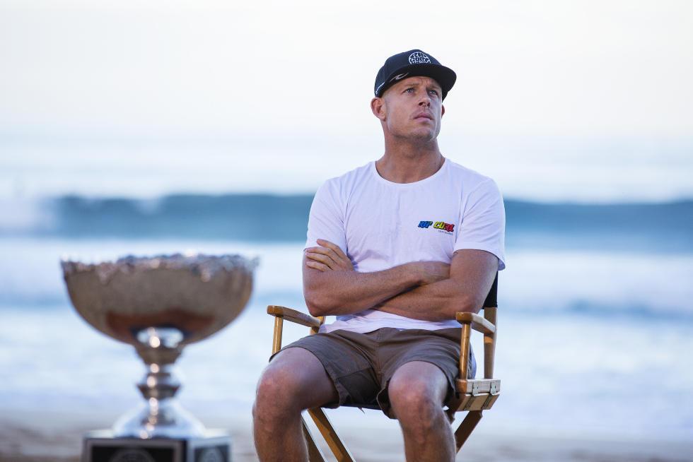 Surf Pro – Mick Fanning, en lutte pour le titre, perd un deuxième frère