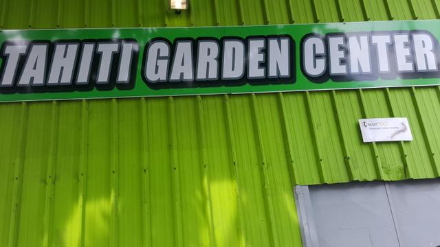 Vente aux enchères chez Tahiti Garden Center à Titioro, demain