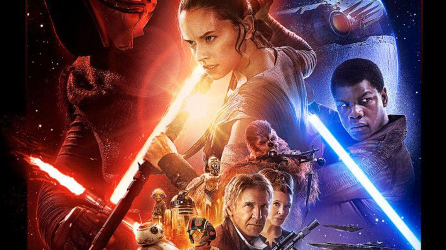 Star wars : Le réveil de la force en avant-première vendredi