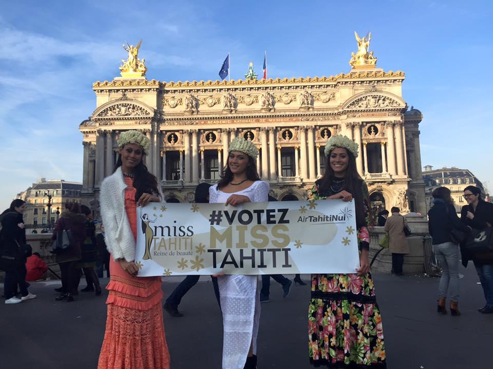 """Vaimiti à J-1 de l'élection de Miss France : """"Cette année, on ne la rate pas cette couronne !"""""""