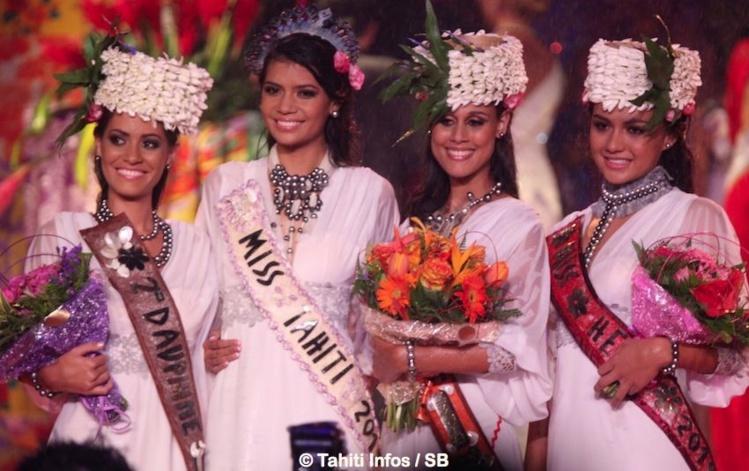 Live-blog : suivez Miss France en direct sur Tahiti-Infos.com