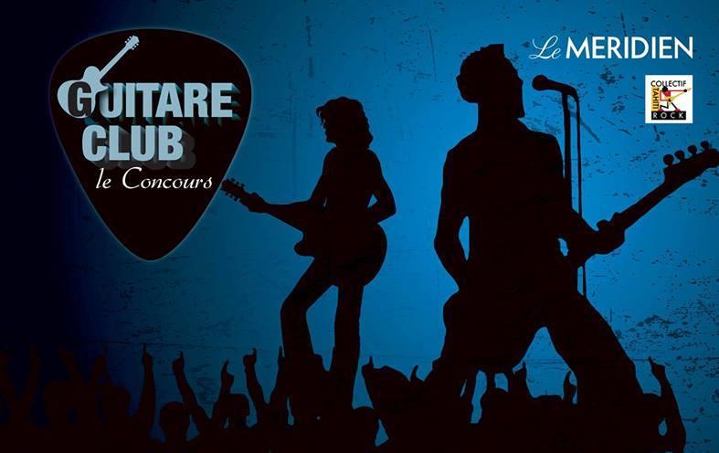 Concours Guitare Club : nouveau casting le 9 janvier