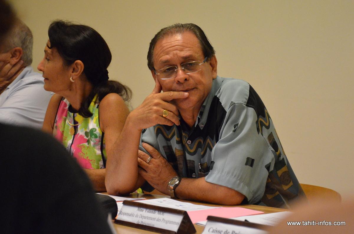 Le ministre de la Santé, Patrick Howell, a signé mardi une charte avec huit entreprises polynésiennes afin de favoriser la promotion d'une alimentation équilibrée et de la pratique d'une activité physique auprès de leurs salariés.