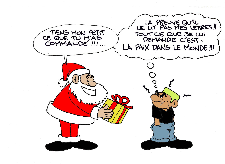 """""""Lettre au Père  Noël"""" par Munoz"""