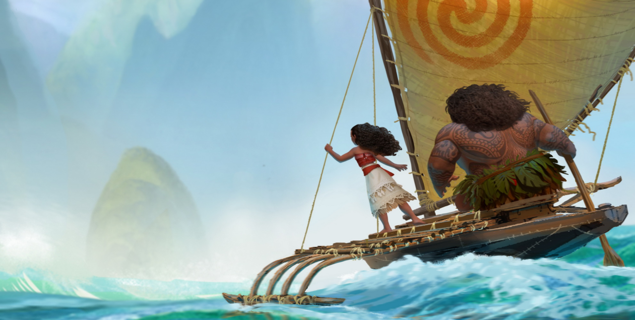 The true origins of Disney princess Moana