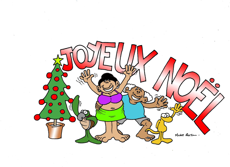 """""""Joyeux Noël"""" par Munoz"""