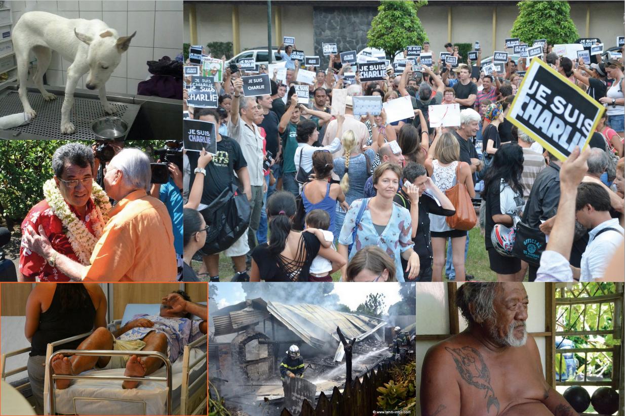 Polynésie: Avez-vous bien suivi l'actualité en 2015 ? (Quiz)