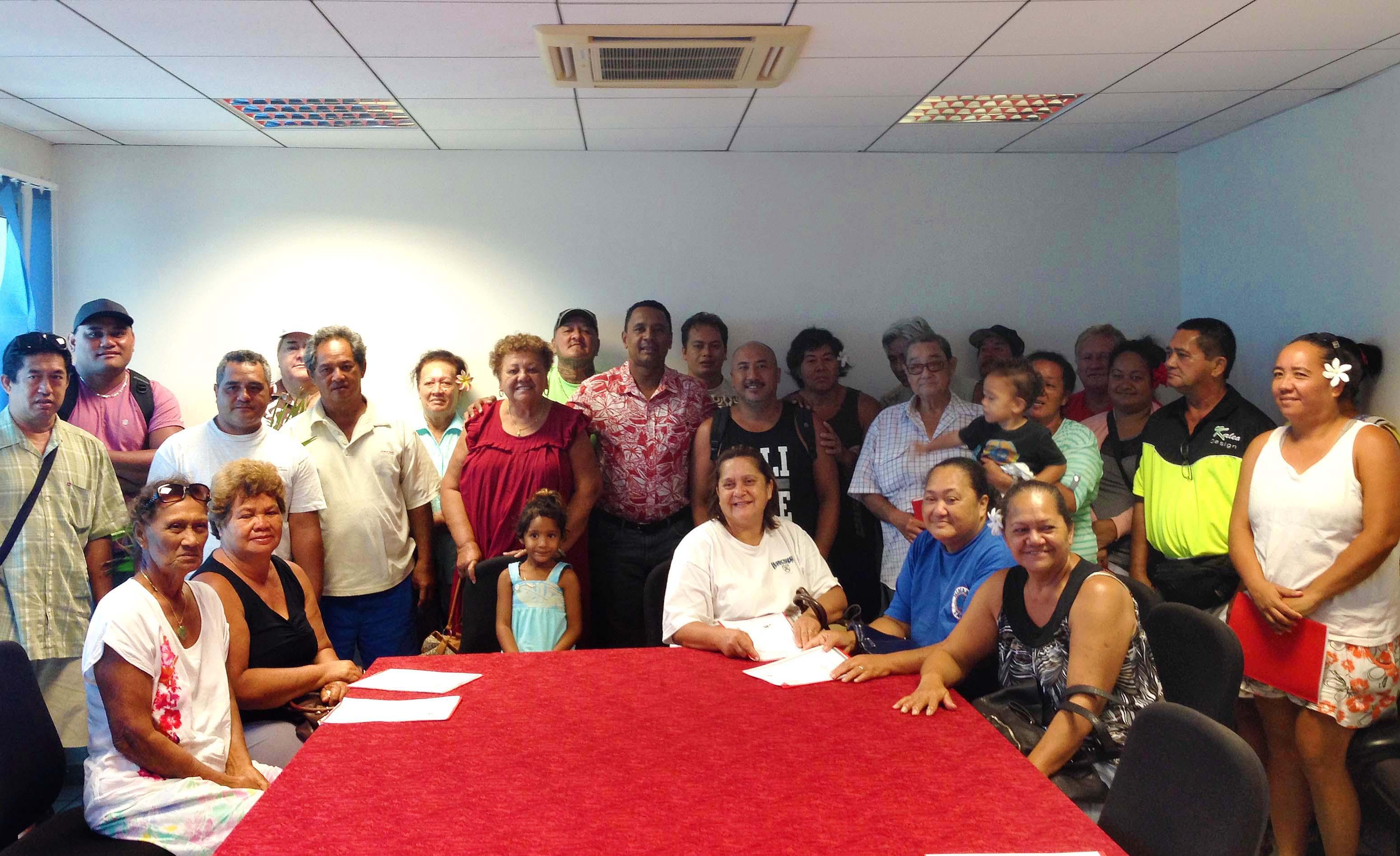 Vingt familles reçoivent des aides à l'amélioration de l'habitat individuel
