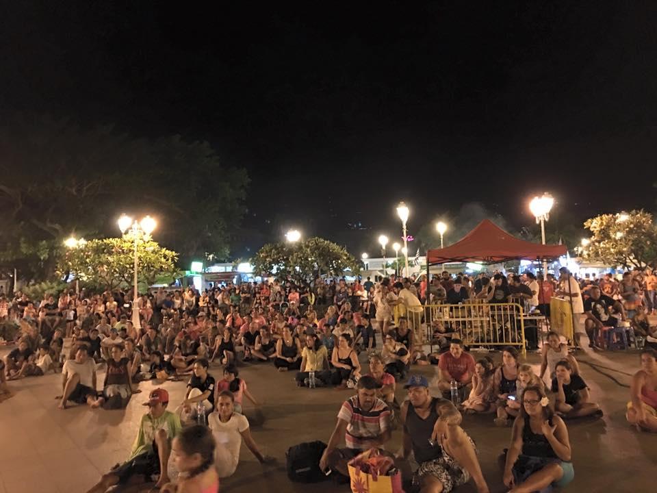 Belle mobilisation pour le concert solidaire Tōrīrī Aroha en faveur des sinistrés de la Côte Est