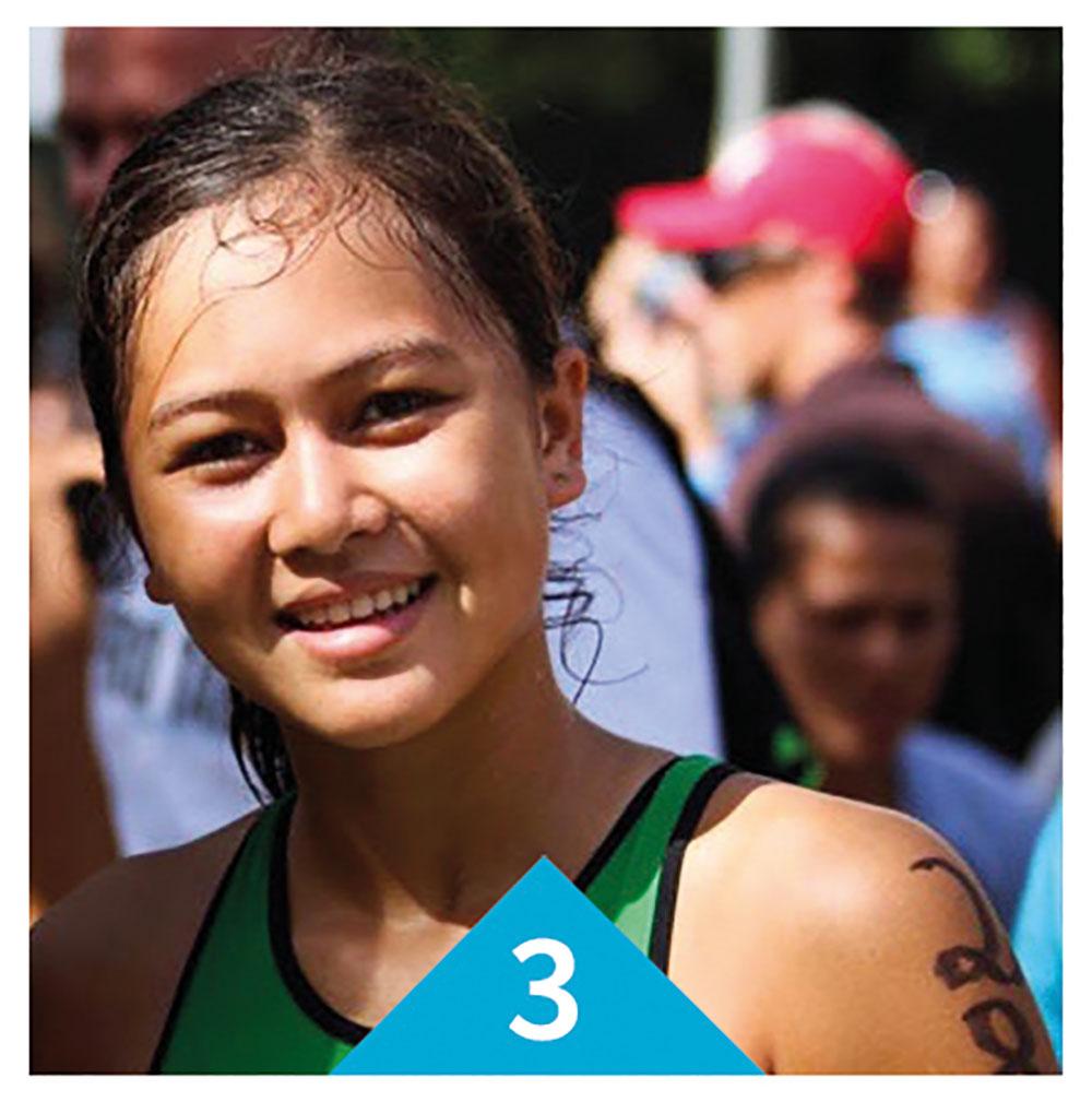 Challenger #3 : Leilani Guerry Wong Foo