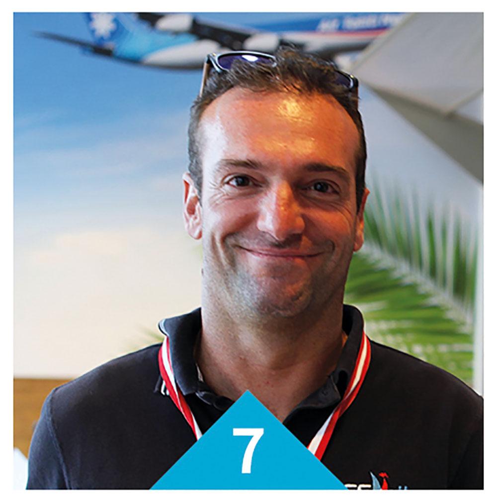 Challenger #7 : Billy Besson