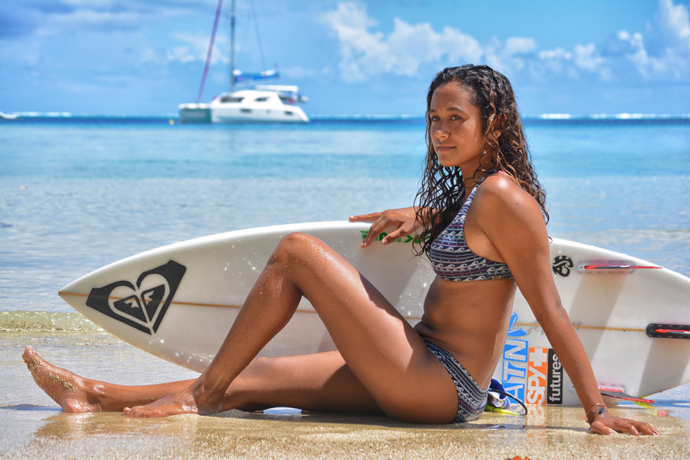 Challenger #9 : Vahine Fierro