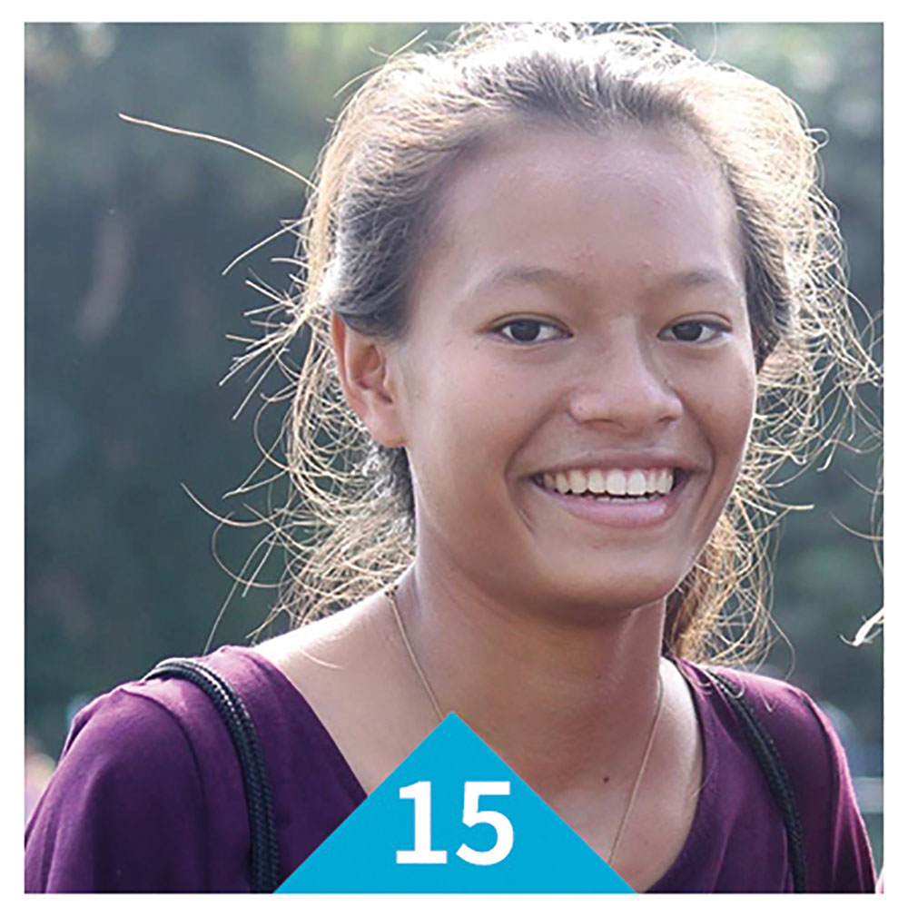 Challenger #15 : Opeta Vernaudon