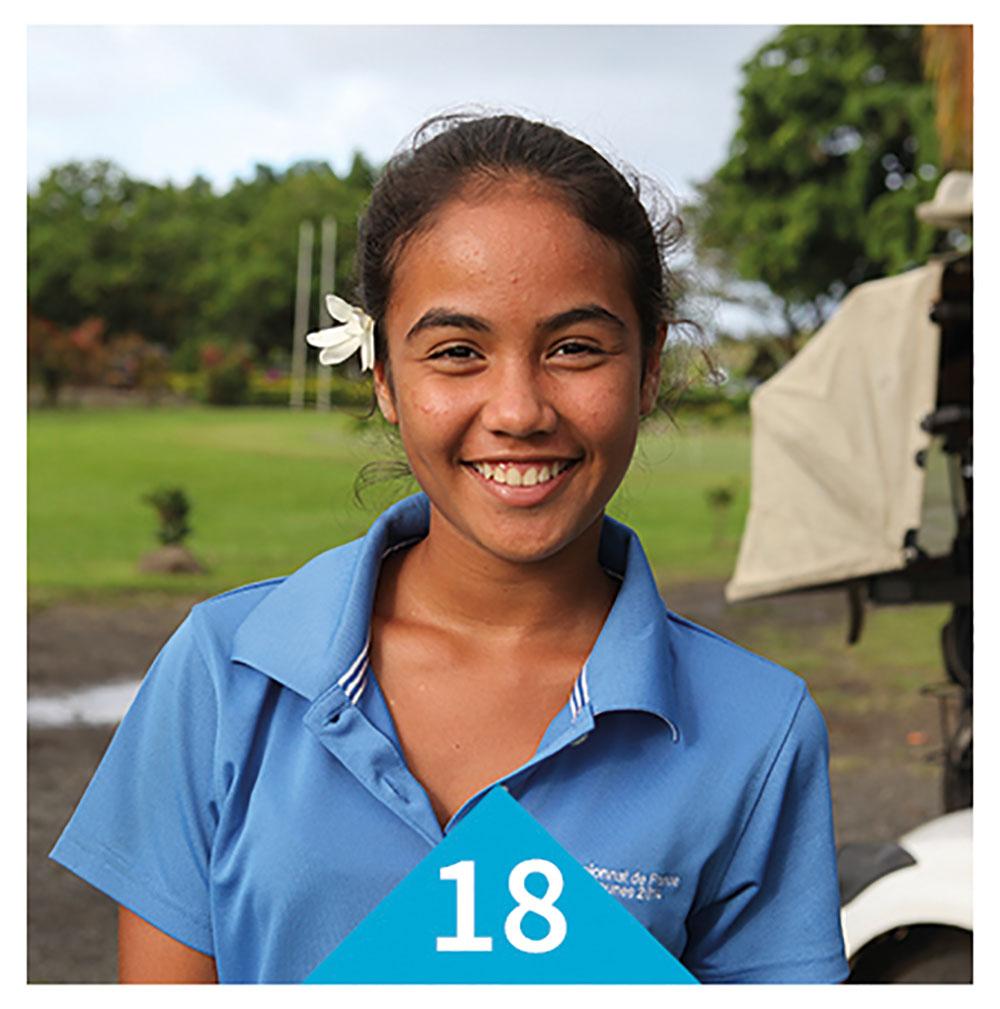 Challenger #18 : Flavia Reid-Amaru