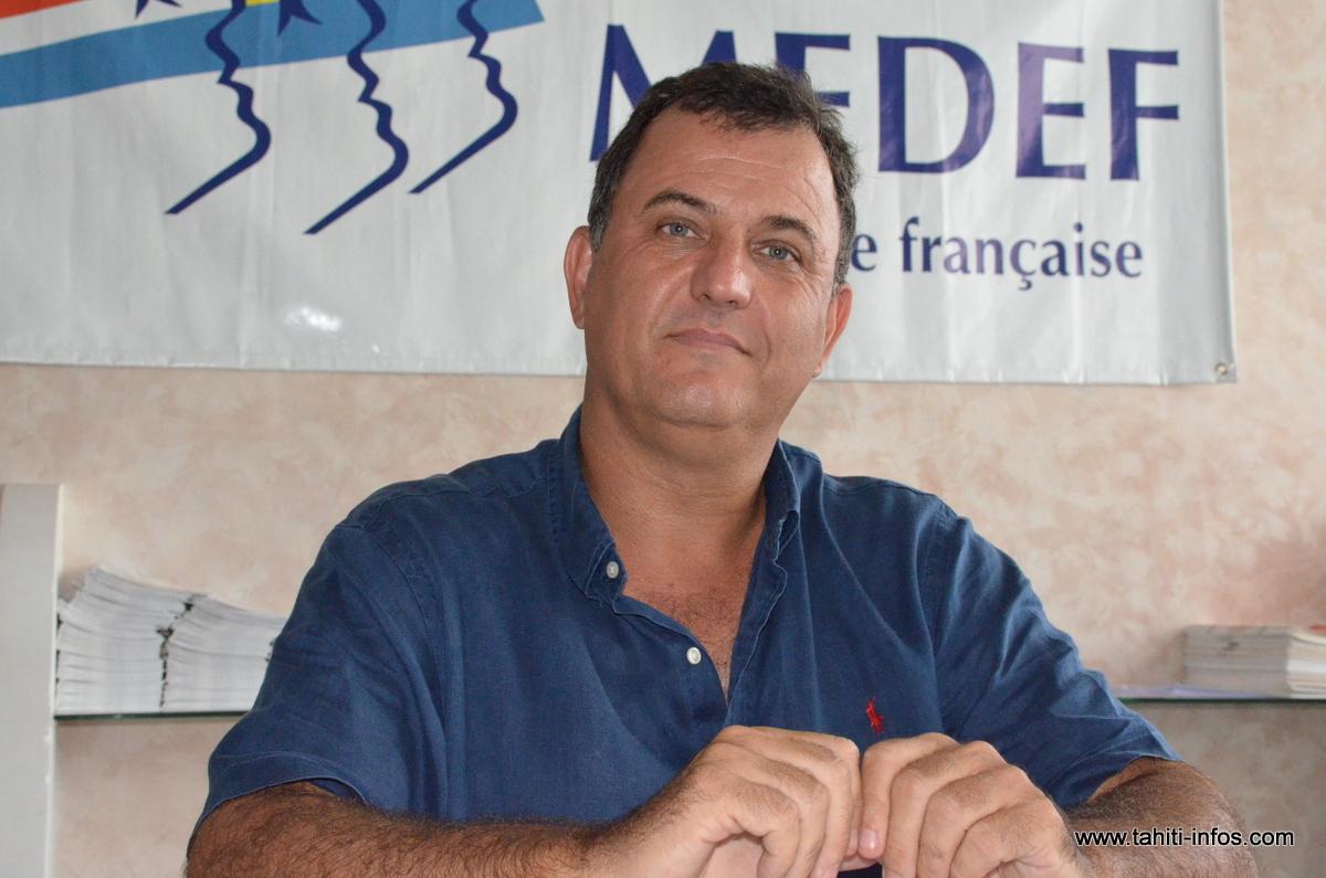 """""""Moi, en 2016, si j'étais"""" : le président du Medef adresse ses vœux et ses souhaits"""
