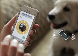 Des gadgets à foison au CES pour garder (électroniquement) son chien en laisse