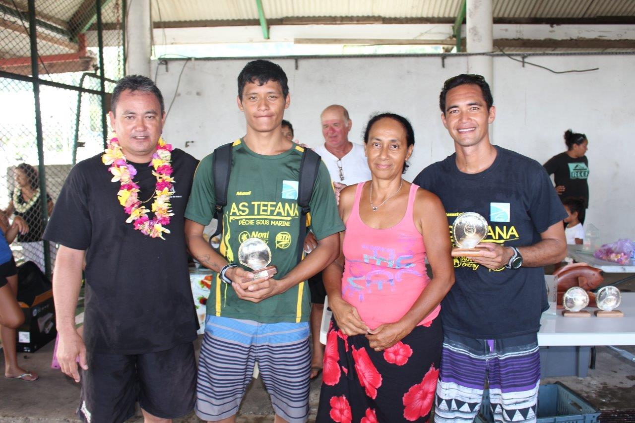 3ème prix expert : Maui TAEA et Manutahi CHOUNE