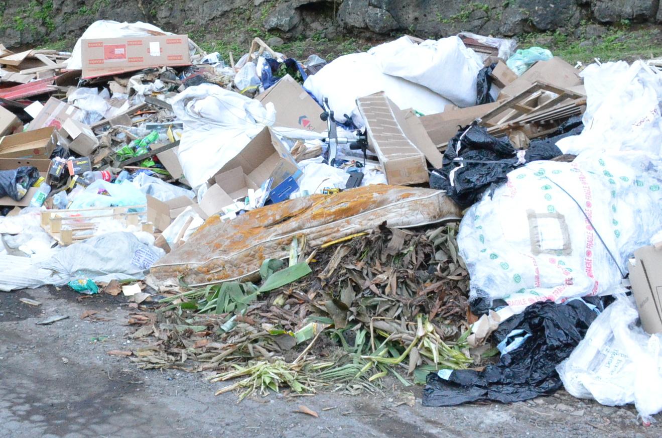 L'abandon de déchets dans un espace classé pourra être puni immédiatement d'une contravention.