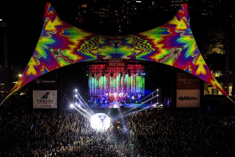 Le Festival de Sydney s'ouvre pour célébrer son 40e anniversaire