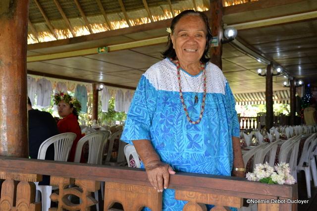 Yvonne, la gardienne du patrimoine marquisien