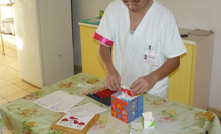 Diplôme d'infirmier : 30 places ouvertes en 2016 à l'institut Mathilde Frébault