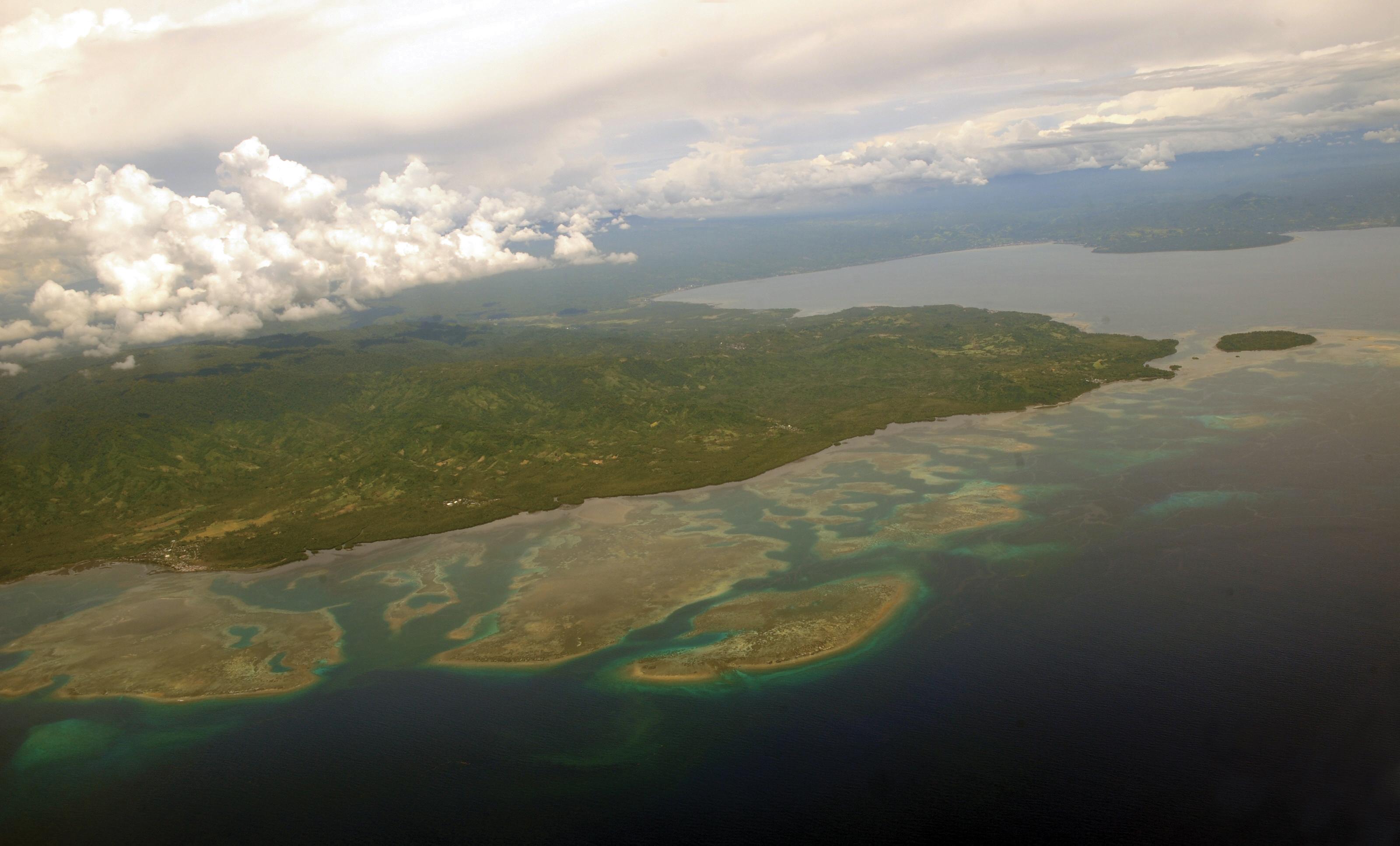 Des humains sur une île indonésienne plus tôt que supposé