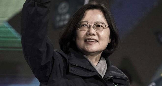 Taïwan : Victoire écrasante de la candidate de l'opposition à la présidentielle