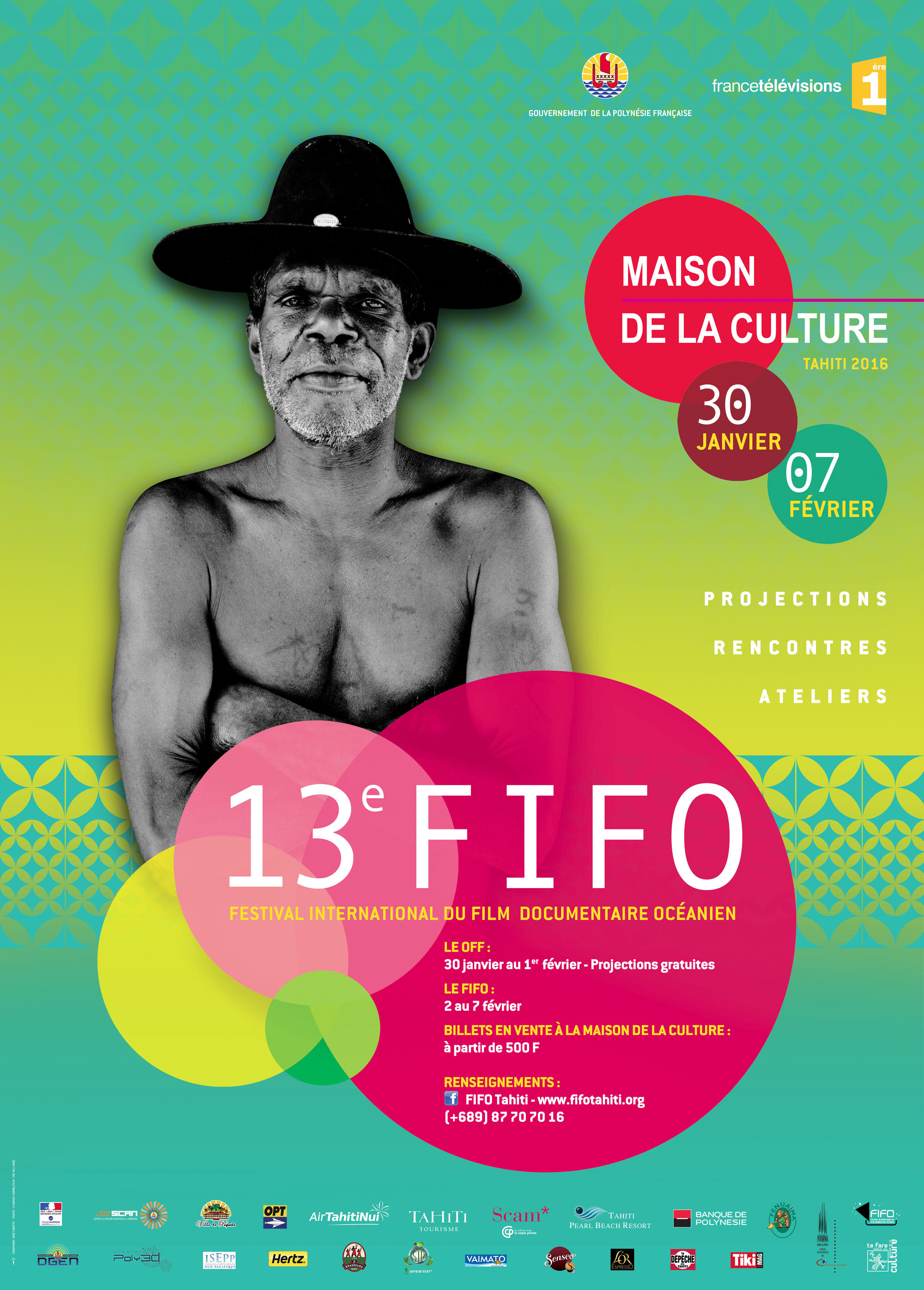 La famille Fifo vous accueille dans son village océanien du 30 janvier au 7 février